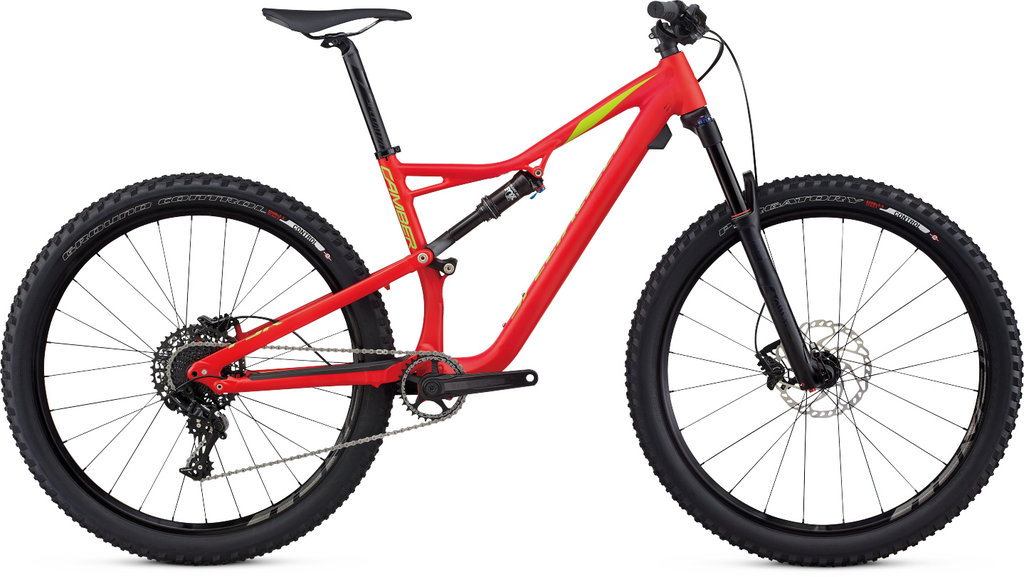 Specialized Camber Comp 650B 2017 GBP1900