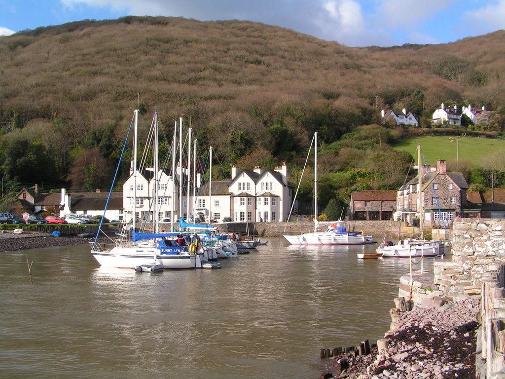 The Harbour Porlock Weir
